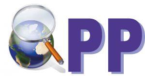 Logotipo do Observatório de Políticas Públicas