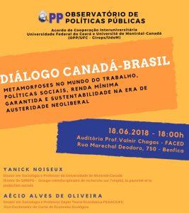Diálogo Canadá Brasil